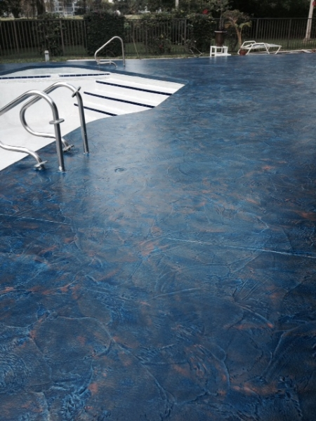 Pool Deck Eurotile 187 Ase Pool Remodel